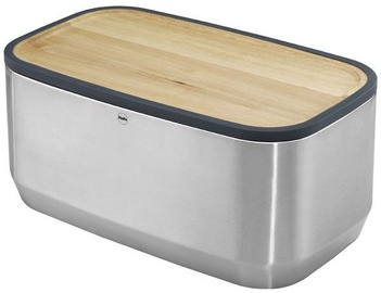 Hailo Bread Bin KitchenLine Design/Stainless Steel