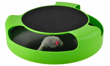 Игрушка для кота с бегущей мышкой