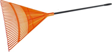 Terra HF-068S Leaf Rake 30T with Metallic Handle 760mm