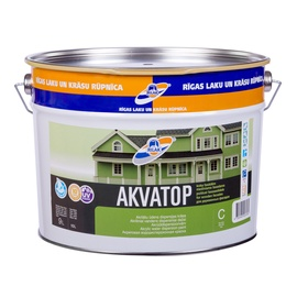 Krāsa fasādēm Rilak Akvatop C, 9 l