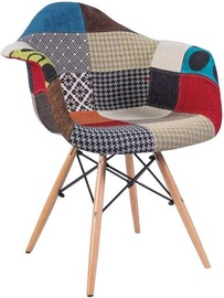 Signal Meble Denis A Patchwork Chair