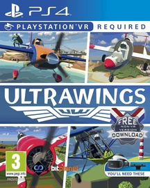 Ultrawings VR PS4