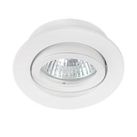 Įmontuojamas šviestuvas Kanlux Dalla CT-DTO50-W, 50W, G5.3