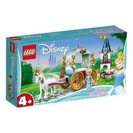 Konstruktors LEGO Disney Cinderella's Carriage Ride 41159