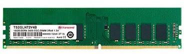 Transcend 8GB 2400MHz CL17 1Rx8  ECC-DIMM