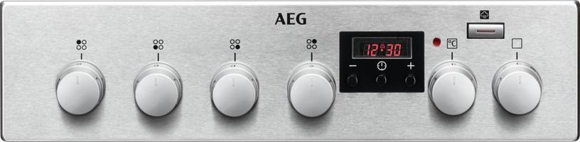 """Gaasipliit """"CKB56400BX"""" (AEG)"""