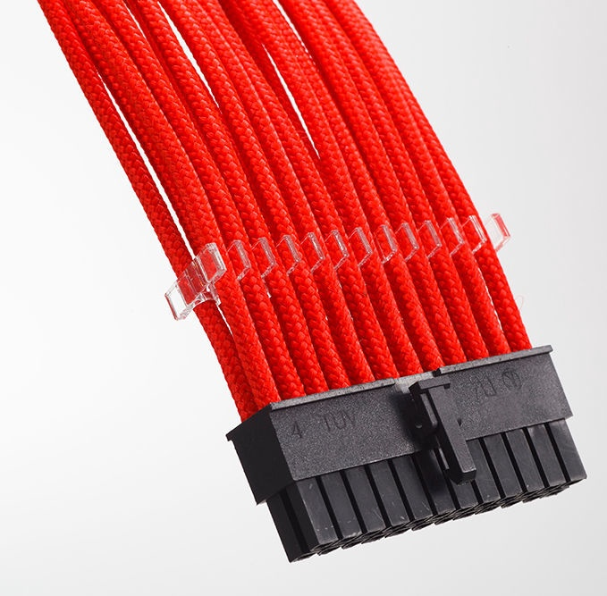 Phanteks Extension Cable Set 500mm Red