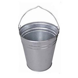 SN Galvanized Metal Bucket 12l