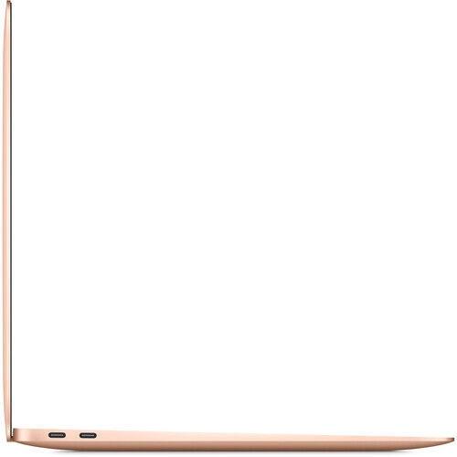 Ноутбук Apple MacBook Air Retina / M1 / ENG / Gold M1, 8GB/256GB, 13.3″