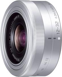 Panasonic Lumix G Vario 12-32mm f/3.5-5.6 ASPH. MEGA O.I.S. Silver
