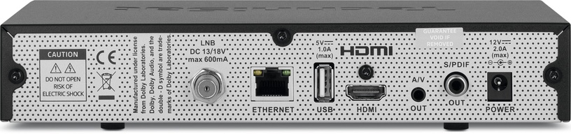 TechniSat TechniStar S5 Black