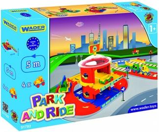 Wader Park And Ride Kid Cars 51792