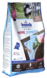 Bosch PetFood Mini Junior Dry Food w/ Poultry 3kg