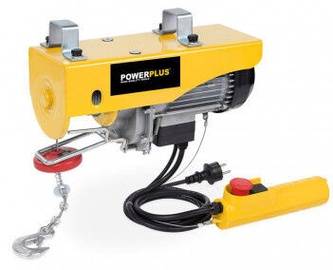 Powerplus Electric Winch 1000W