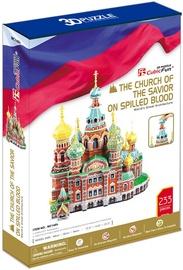 Dėlionė Cubicfun The Church Of The Savior On Spilled Blood 3D