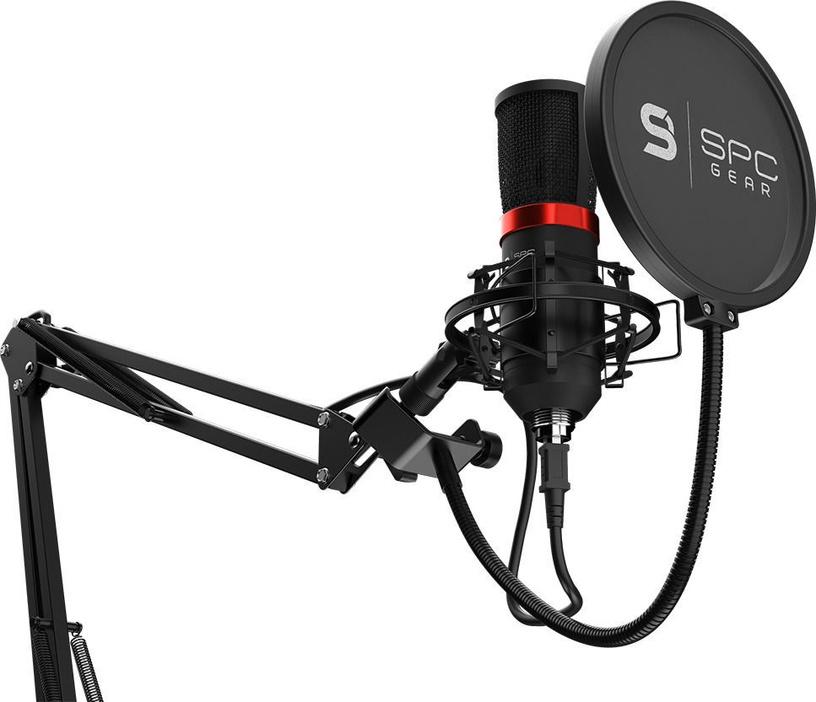 SPC Gear SM950 Streaming USB Microphone