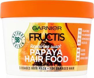 Garnier Fructis Nourishing Hair Mask Papaya Hair Food 390ml