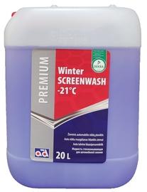 Стеклоомывающая жидкость AD Europe Premium Winter Screenwash, 20 л, зимний