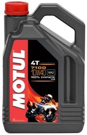 Motul 7100 4T Motor Oil 10W40 4l