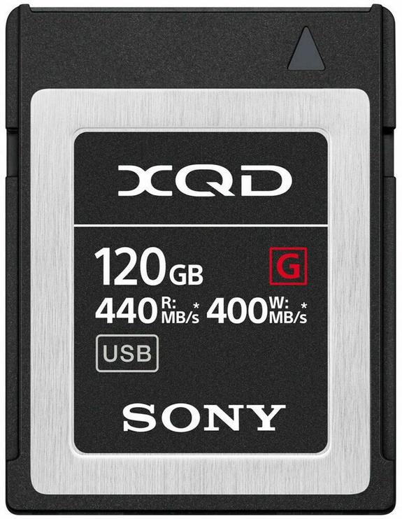 Sony G 120GB XQD