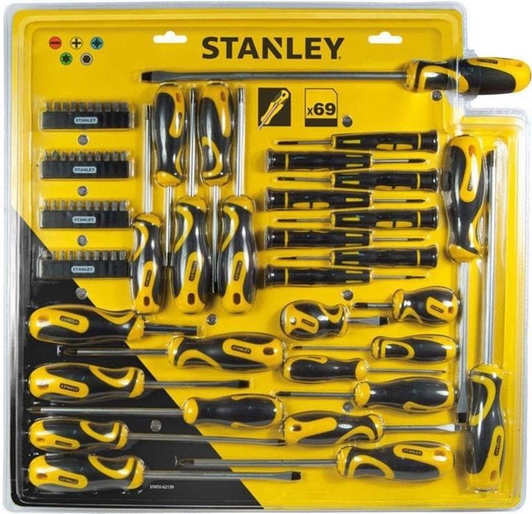Stanley STHT0-62139 Screwdrivers Set 69pcs