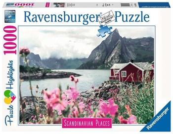 Ravensburger Puzzle Lofoten Norvegia 1000pcs 16740