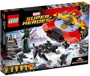 Конструктор LEGO Super Heroes The Ultimate Battle for Asgard 76084 76084, 400 шт.