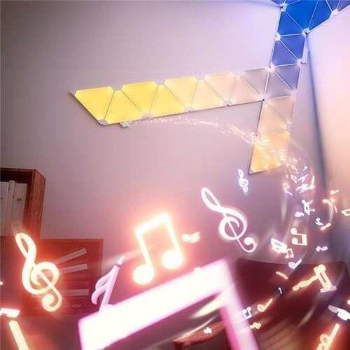 Nanoleaf Light Aurora Rhythm Larger Kit 15Panels