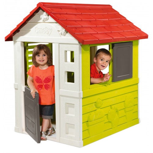 Smoby Nature Play House 810704