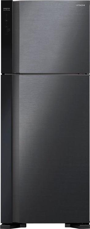 Šaldytuvas Hitachi R-V540PRU7 (BBK) Brilliant Black