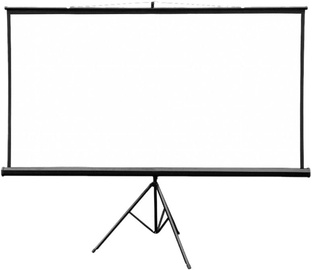 Projektoriaus ekranas 4World Tripod Projector Screen 221x124cm