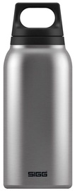 Sigg Hot & Cold Food Jar Brushed Steel 500ml