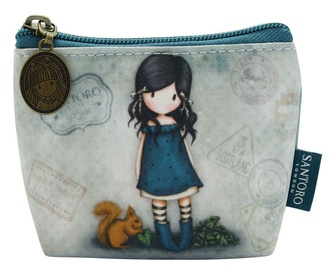 Santoro Gorjuss You Brought Me Love Coin Purse