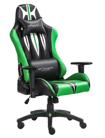 Warrior Chairs Sword Gaming Chair Black/Green