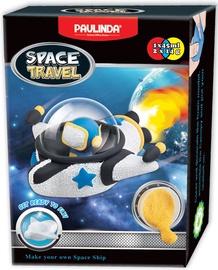 Paulinda Modeling Foam Space Ship Black 072709-2