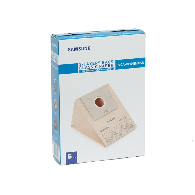 Maisiņi putekļu sūcēju Samsung VCA-VP54B/XSB. 5