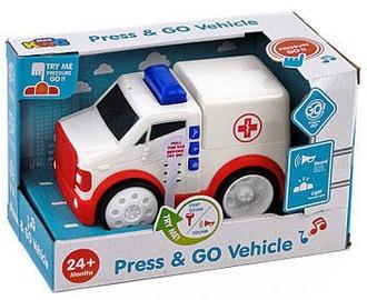 Tommy Toys Press & Go Vehicle 479609