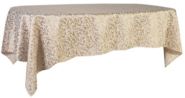Home4you Gold&Silver Tablecloth 150x250cm