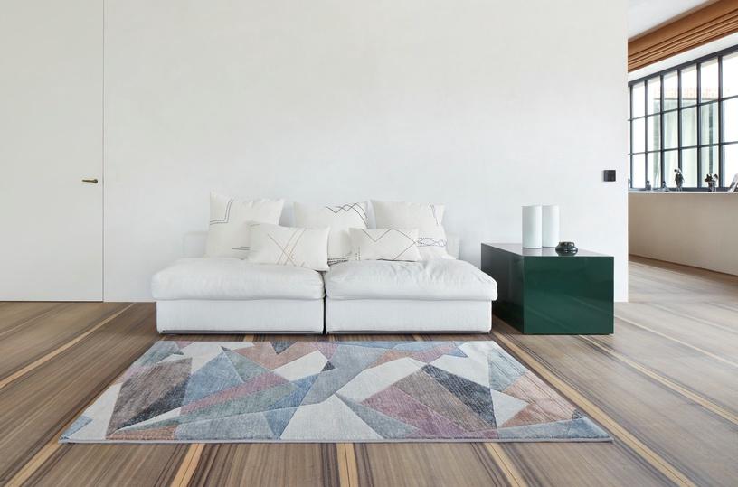 Ковер Domoletti Argentum 063-0464-6626, многоцветный, 170x120 см
