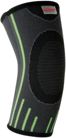 Mad Max 3D Compressive Elbow Support Dark Grey/Neon Green L