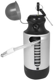 Force Bottle Lock 150cm/7mm Silver
