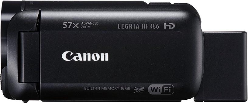 Canon Legria HF R86 Black