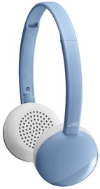 JVC HA-S22W Wireless Headphones Light Blue