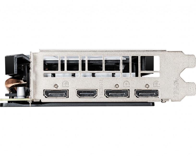 Vaizdo plokštė MSI GeForce GTX 1660 GTX1660VENTUSXS6GOC 6 GB GDDR5