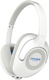 Ausinės Koss BT539i Wireless Headphones White
