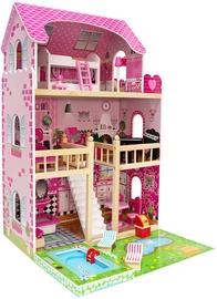 4IQ Daria Wooden Doll House