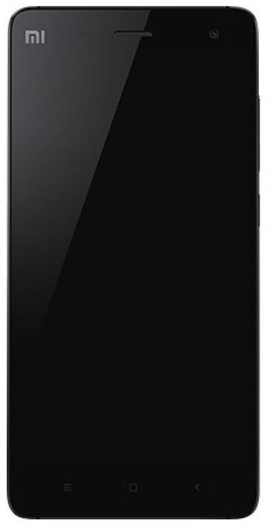 Xiaomi Mi Note 16GB Dual black ENG