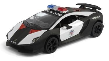 Kinsmart Lamborghini Sesto Elemento Police 12cm