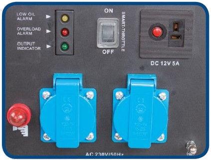 Inverter-generaator Scheppach SG 2000