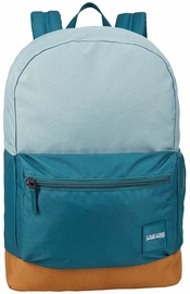 Case Logic Commence Backpack Green Gray 3203855
